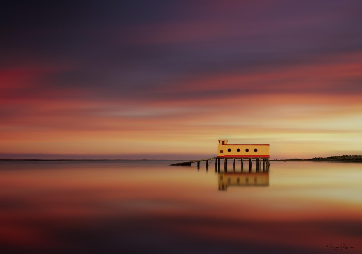 Paisagem Natural/Lifeguard House