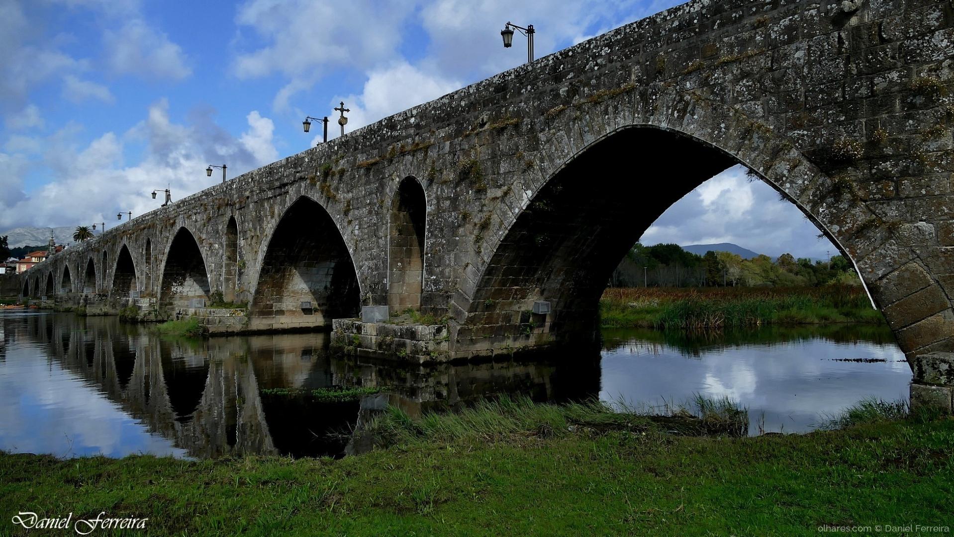 Arquitetura/Ponte Romana e Medieval