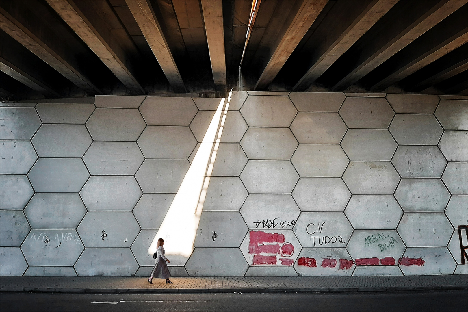 Fotografia de Rua/Balada para o fim das mãos