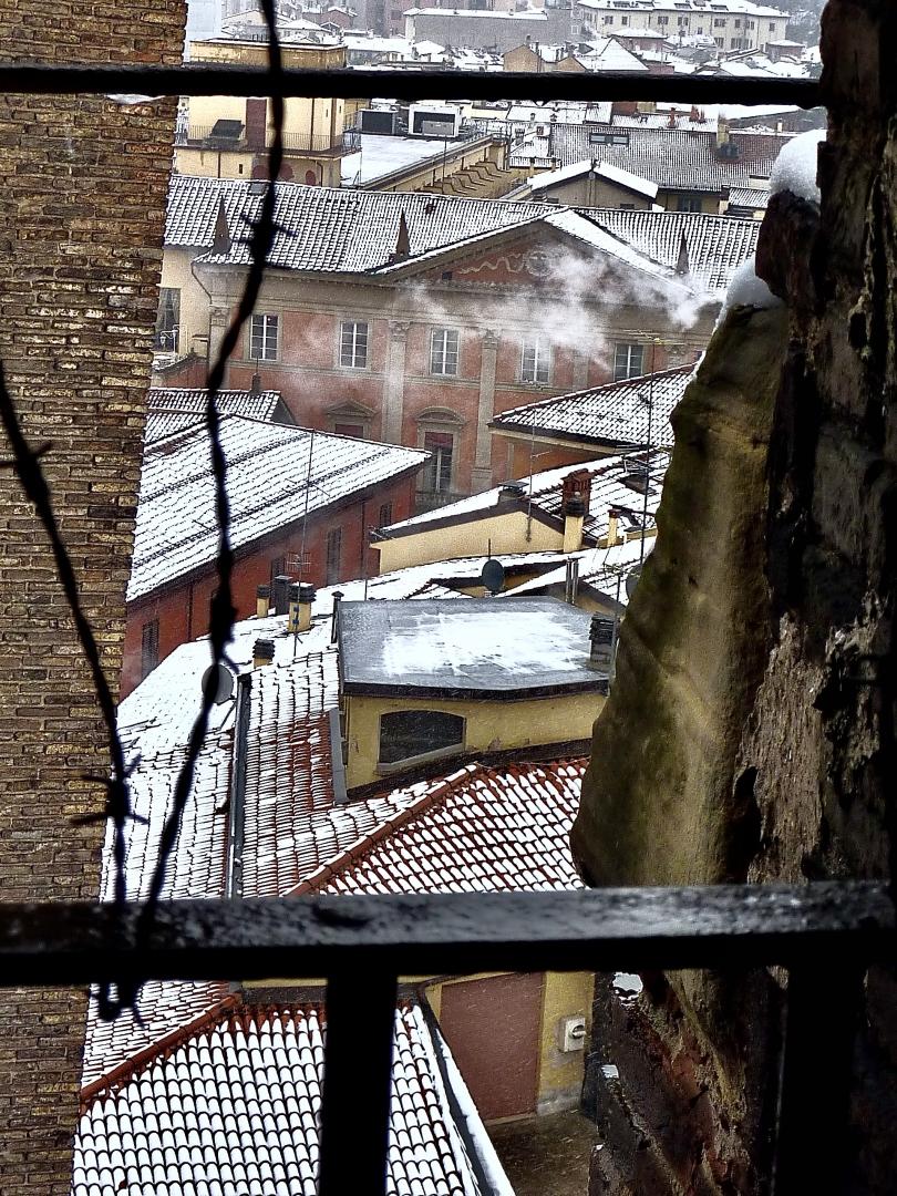Paisagem Urbana/declive: um ponto três