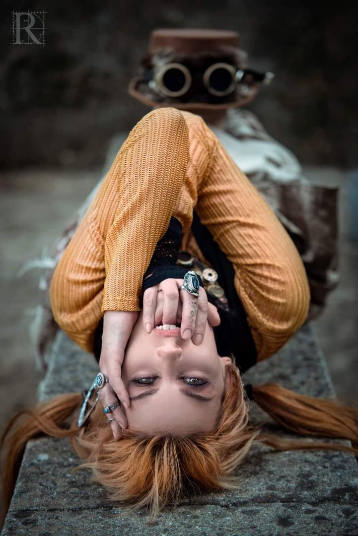 Retratos/Having fun