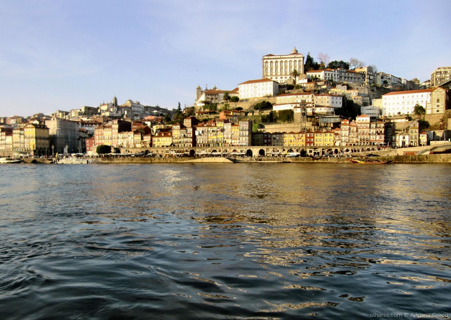 Paisagem Urbana/Tarde no Porto