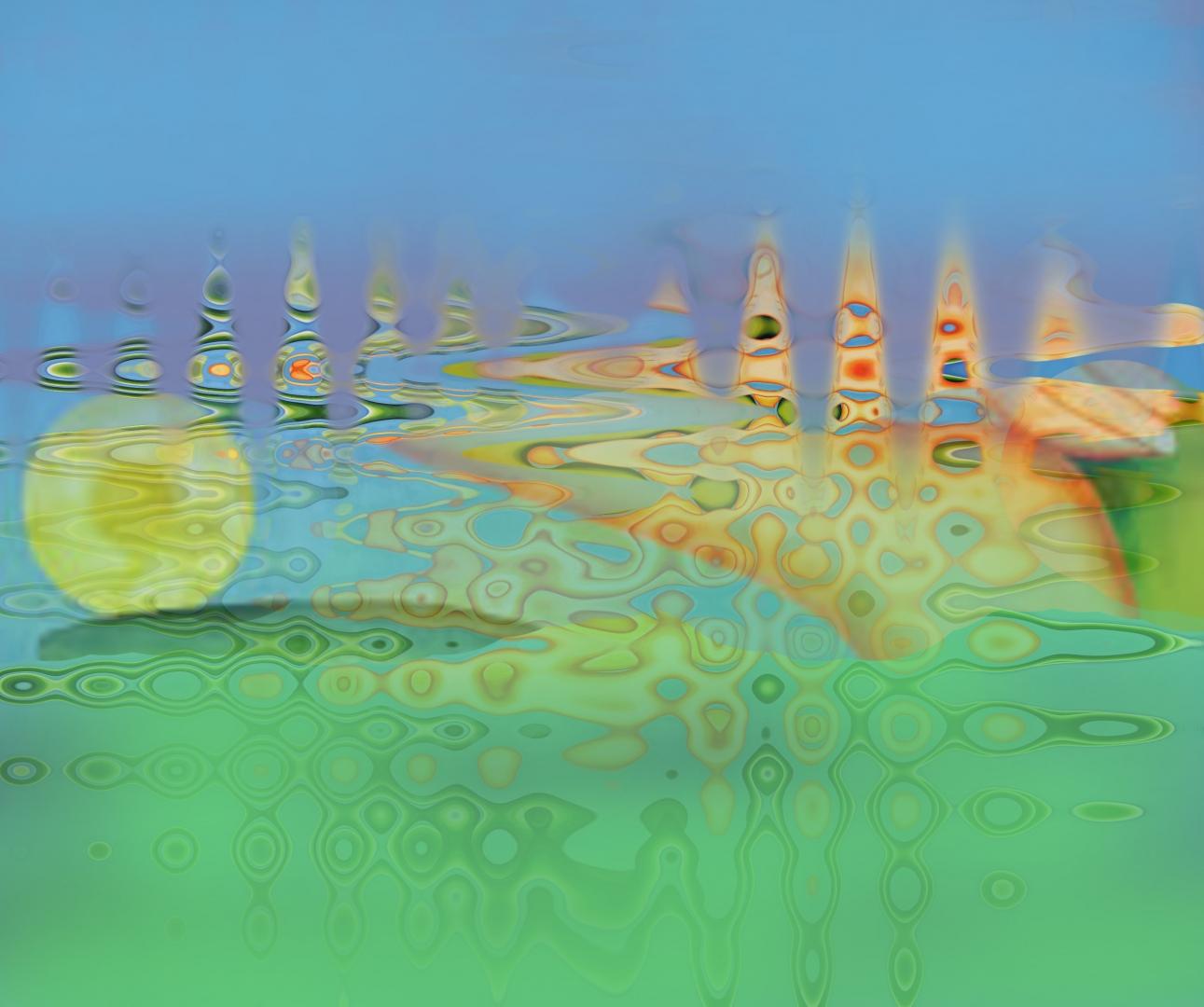 Abstrato/Imagine...