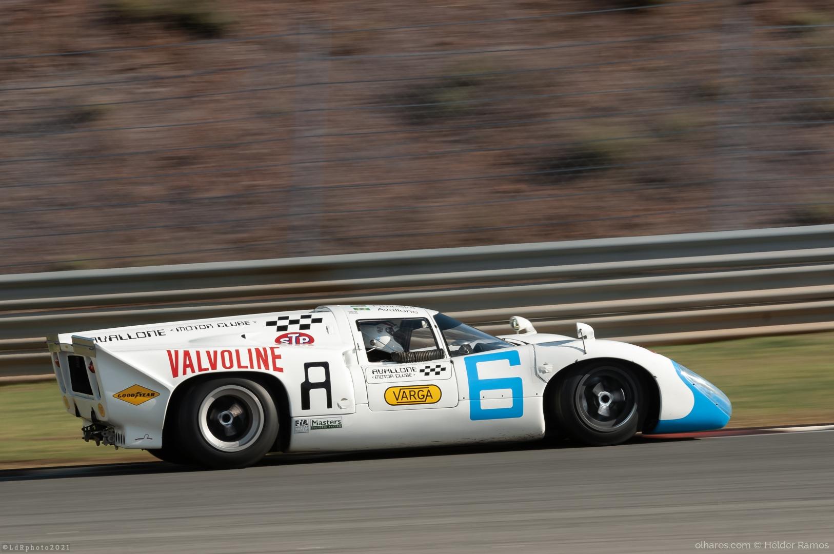 Desporto e Ação/Lola T70 MK3B  Chevrolet V8