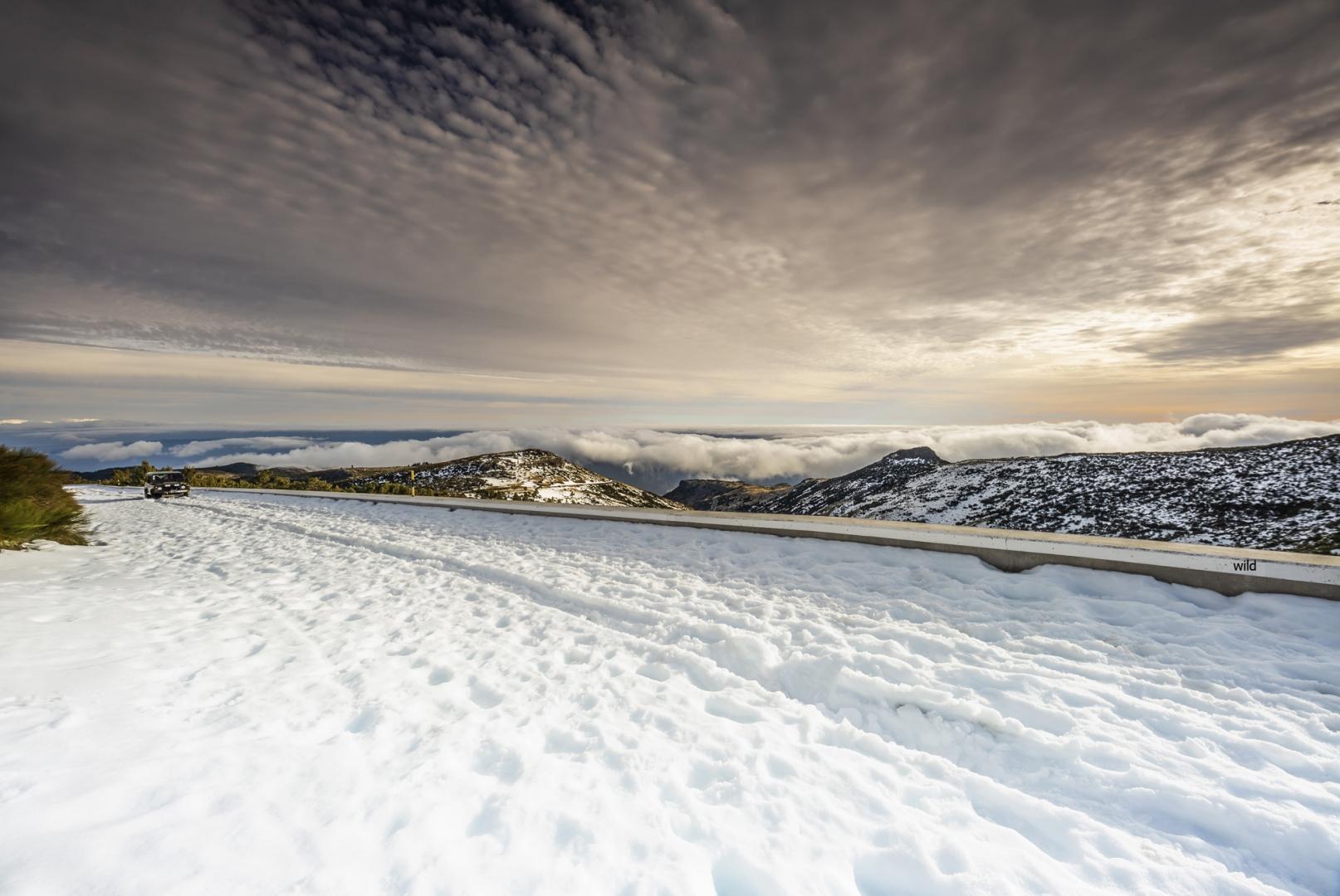 Paisagem Natural/Snow mountains