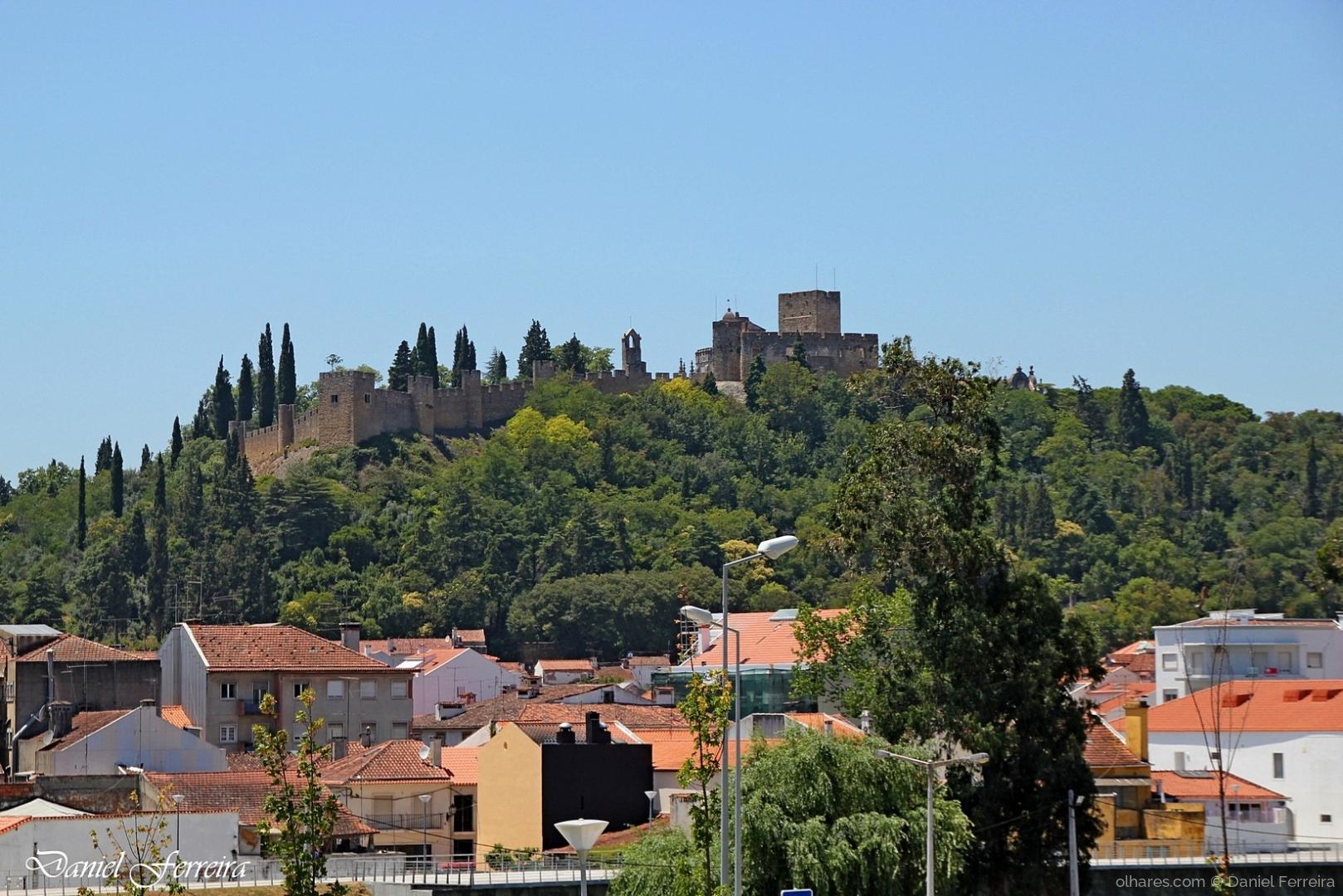 Paisagem Urbana/Castelo de Tomar