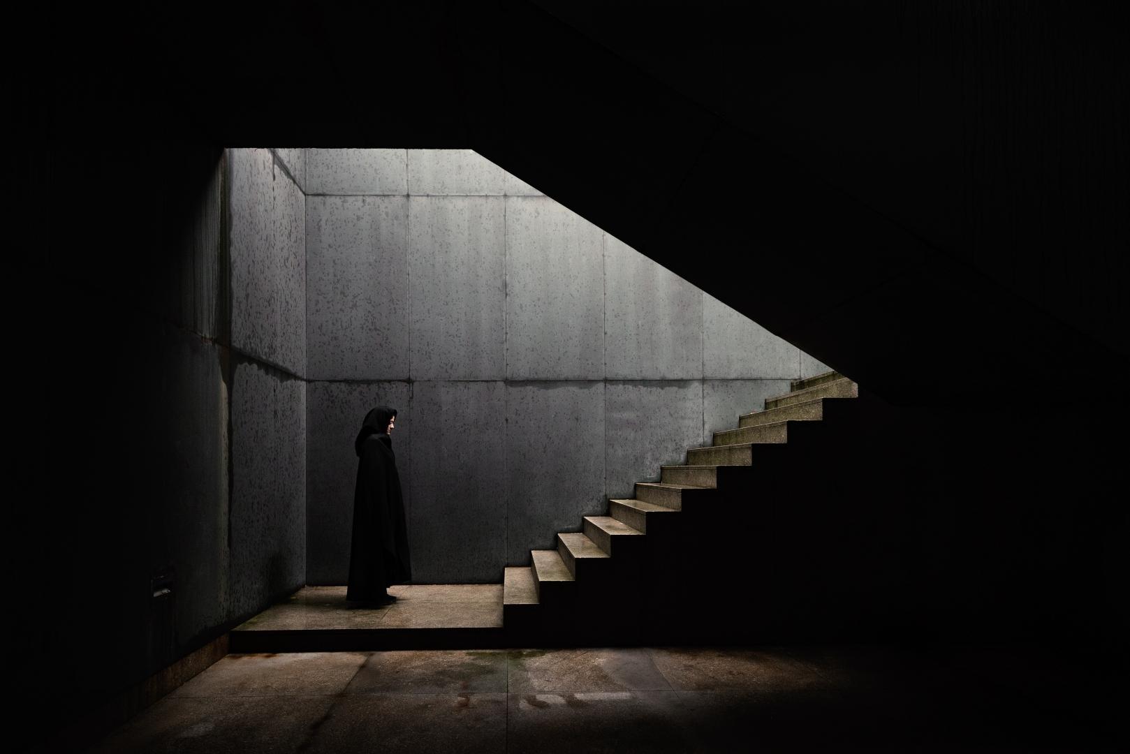 Paisagem Urbana/Staircase