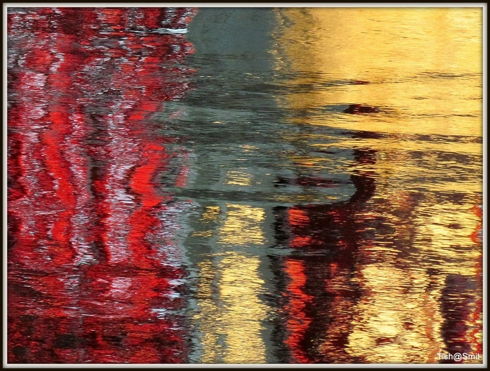 Abstrato/Artful reflections