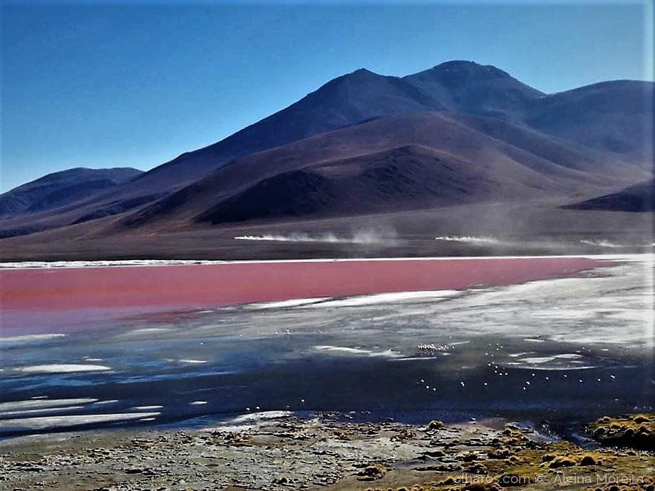 Paisagem Natural/Lagoa Colorida.
