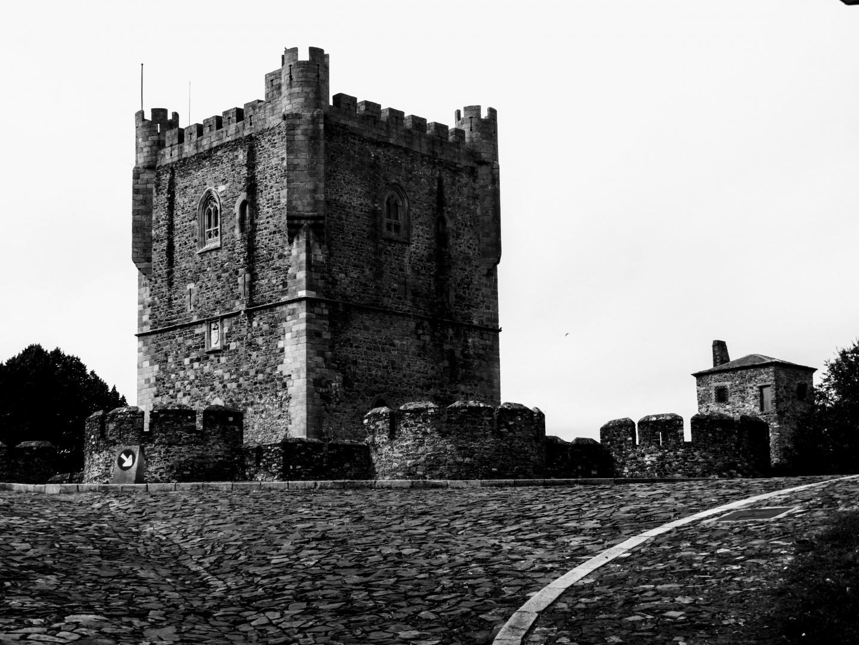 História/Torre de Menagem do castelo de Bragança
