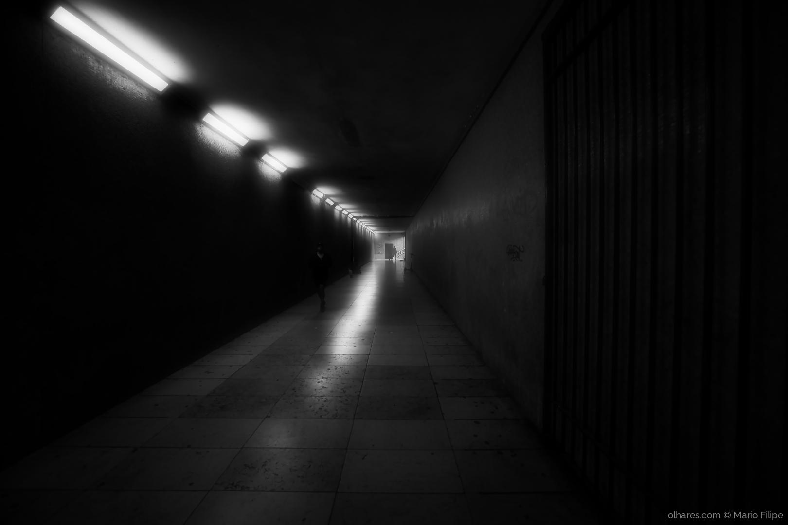 Fotografia de Rua/2021 the search for light at the end