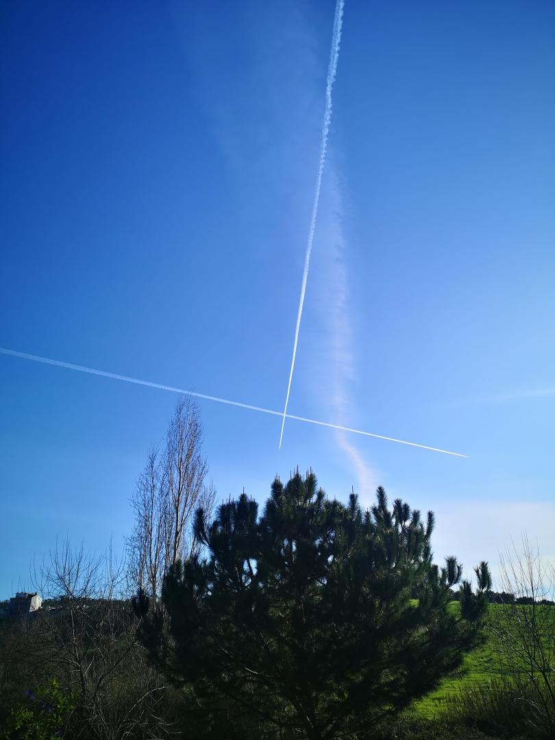 Fotografia de Rua/Aviões.