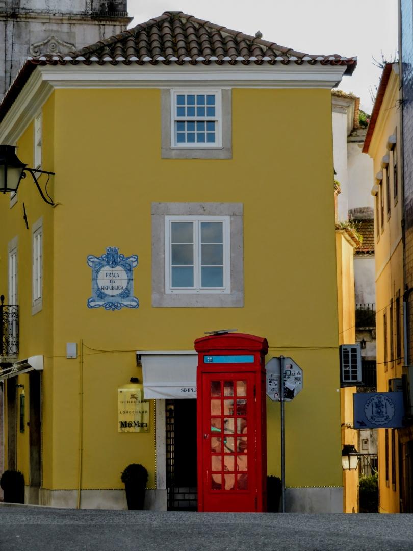 Paisagem Urbana/Recanto de Sintra