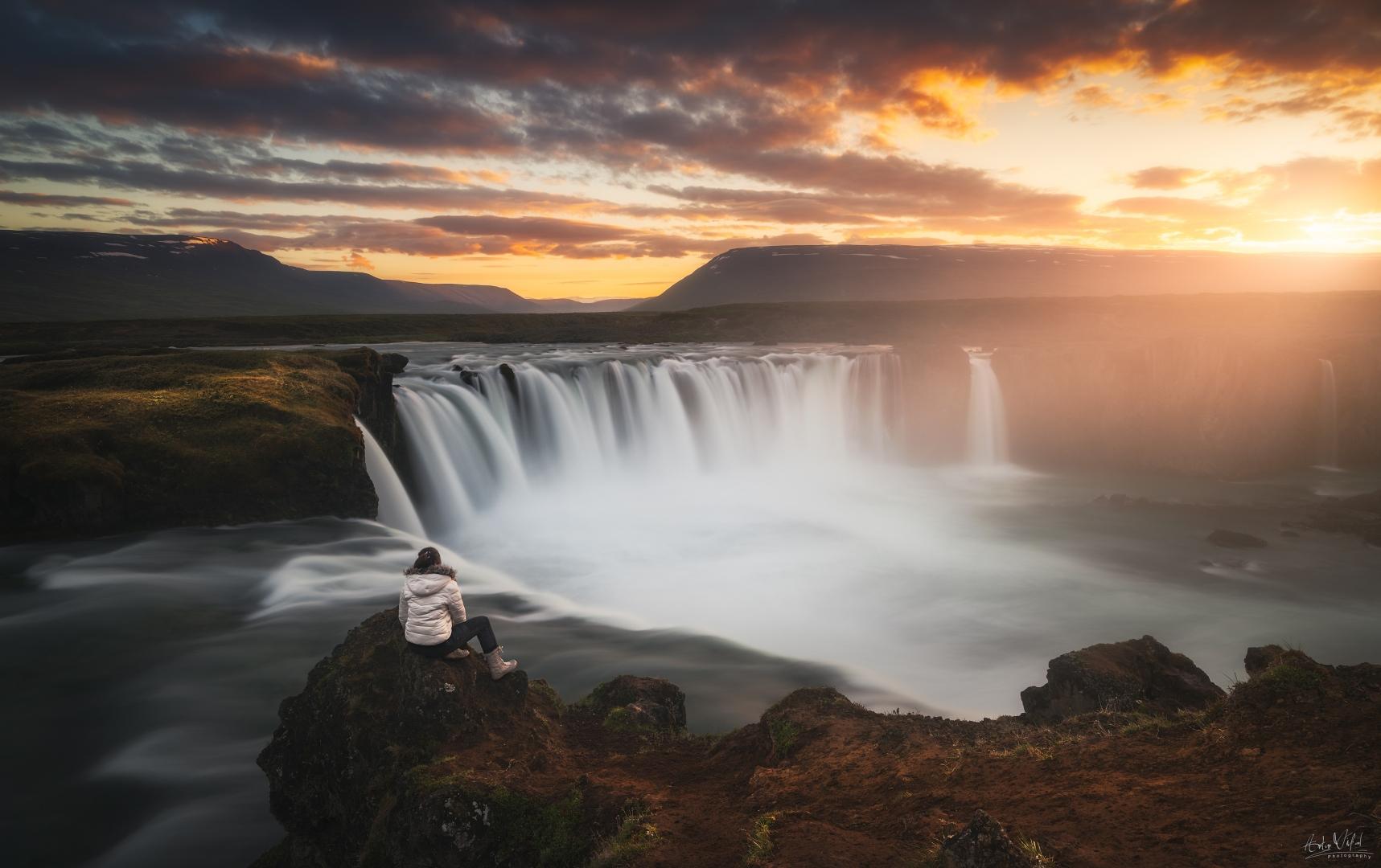 Paisagem Natural/Meditando