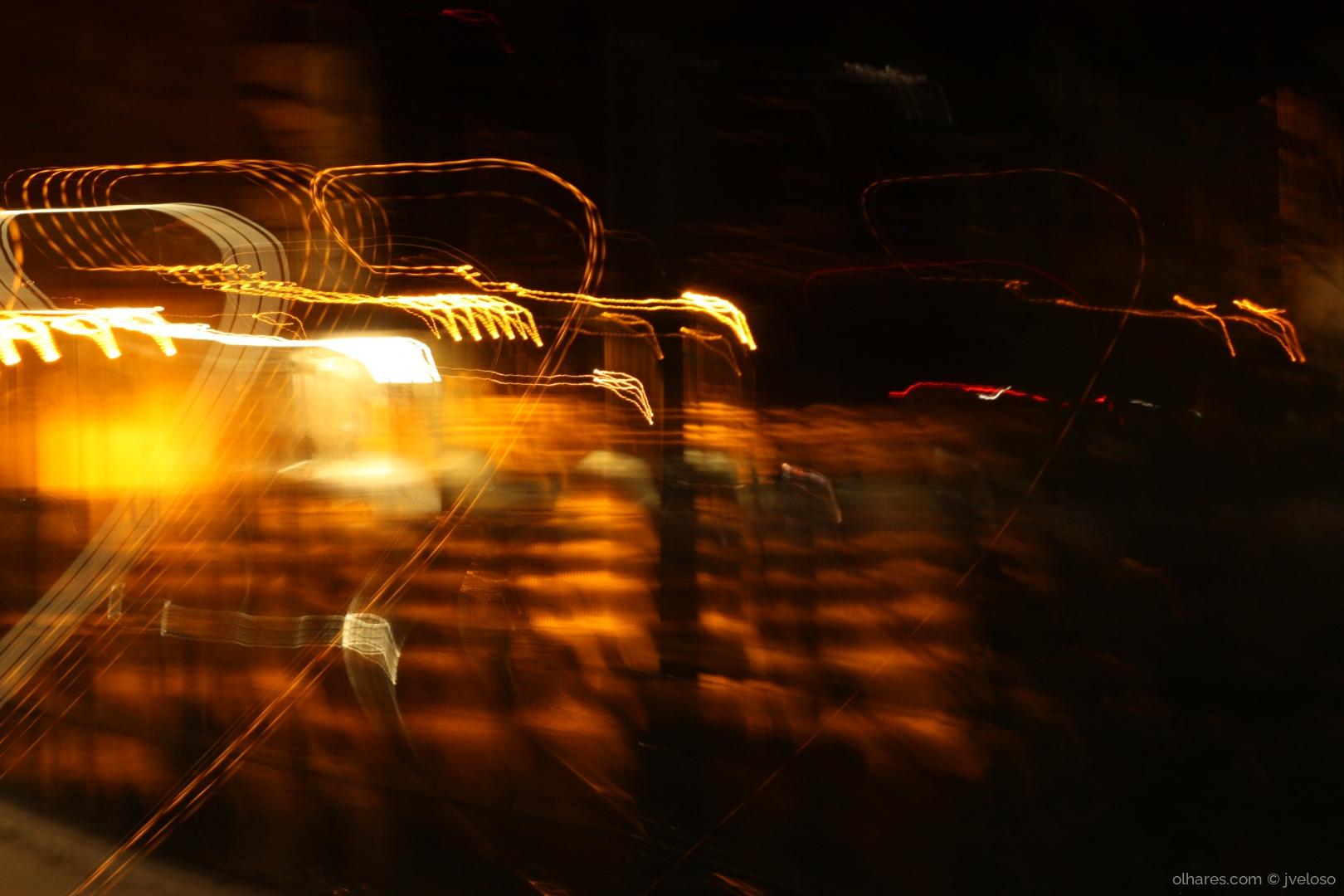 Abstrato/luz e movimento