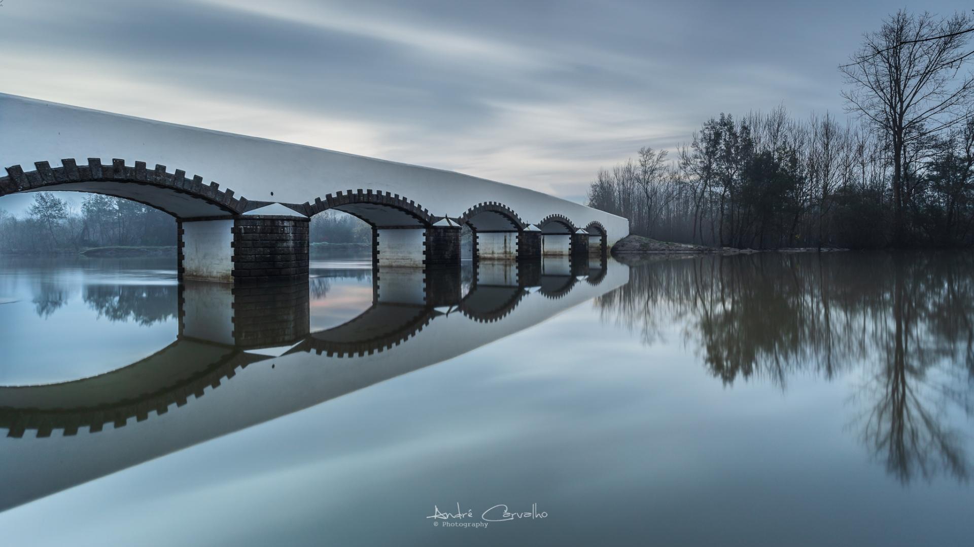 Paisagem Natural/Ponte Romana | Requeixo