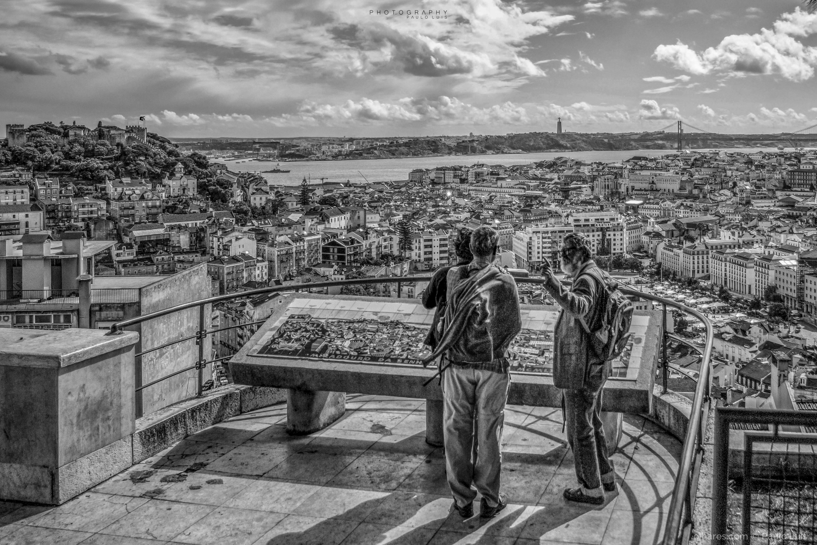 Paisagem Urbana/um olhar para a Cidade