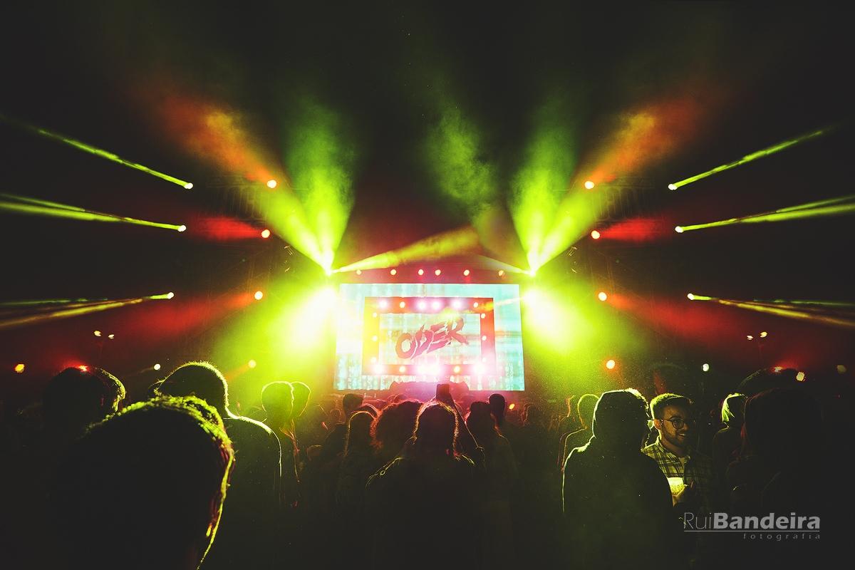 Espetáculos/DJ Oder no MEO Mares Vivas