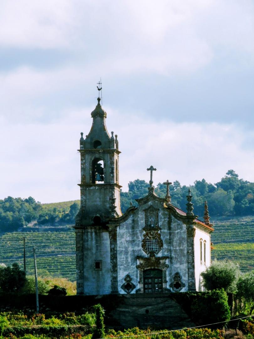 Gentes e Locais/Igreja Paroquial de Cidadelhe
