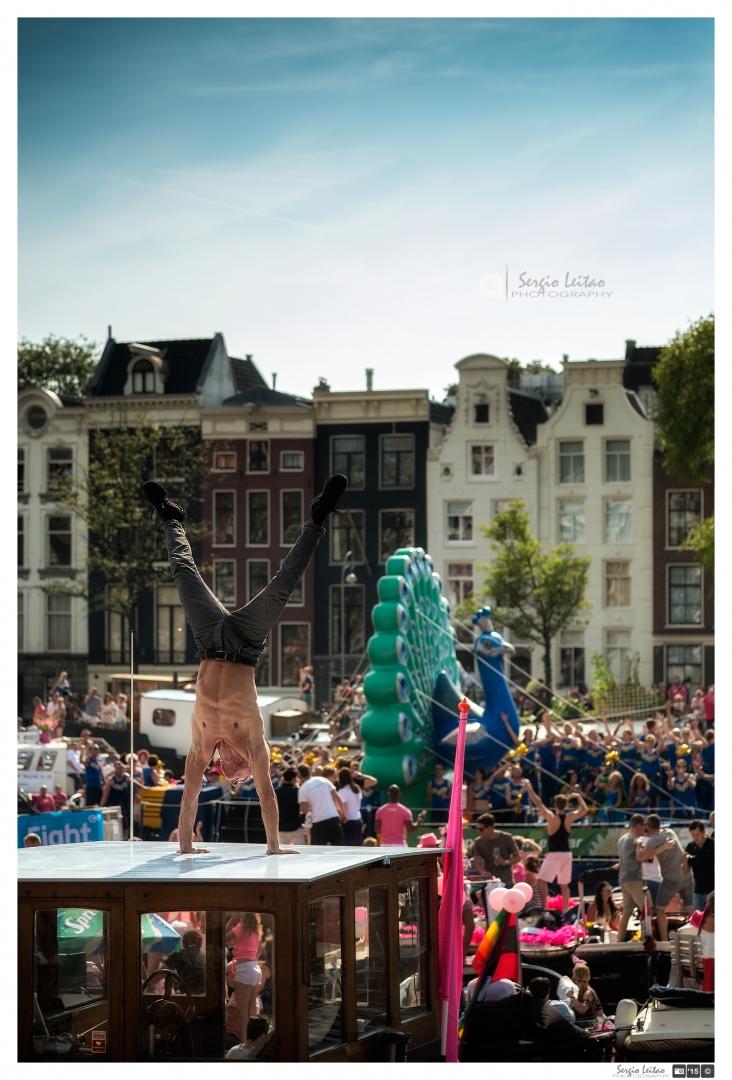 Gentes e Locais/Pride Amsterdam
