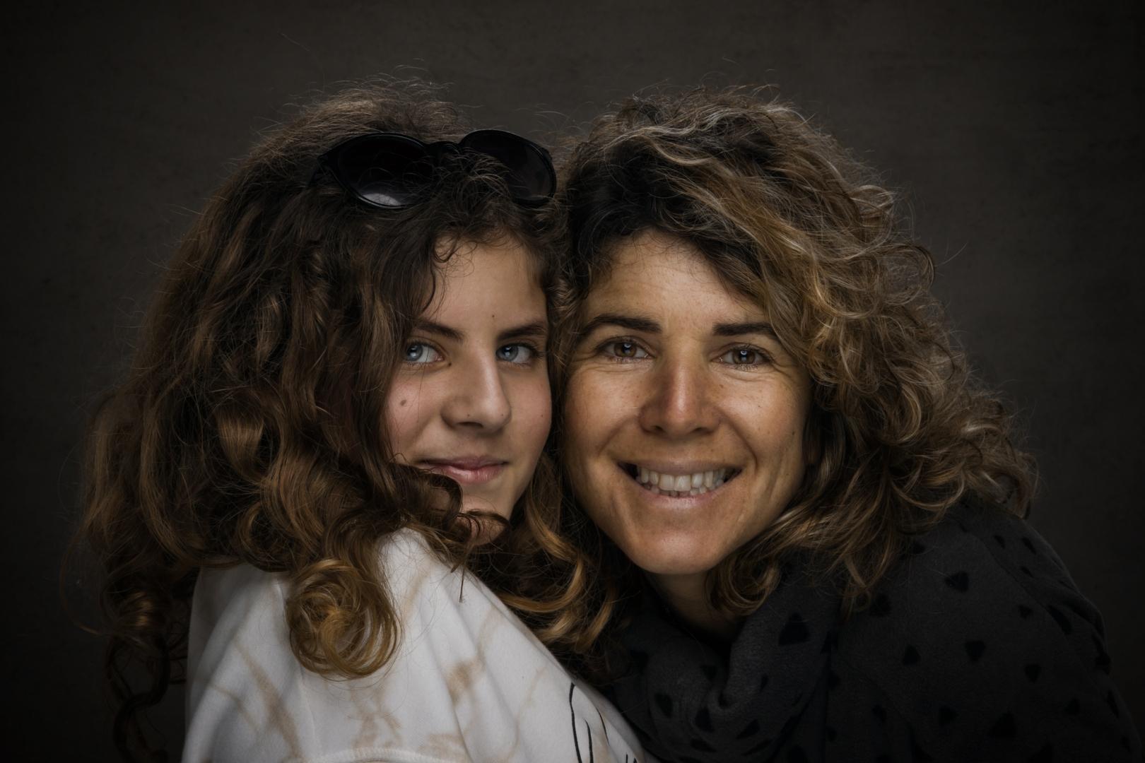 Retratos/Ema e Maura