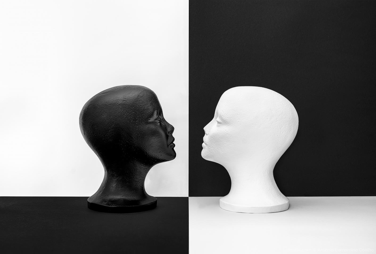 Abstrato/Yin Yang