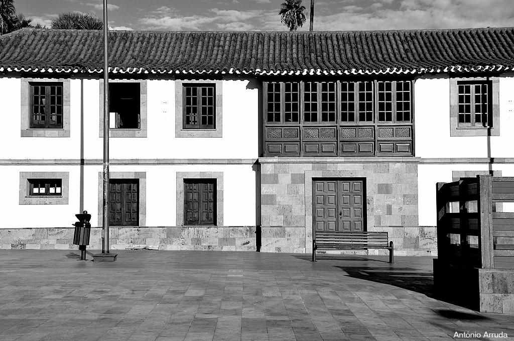 Paisagem Urbana/Arquitectura na Gran Canária
