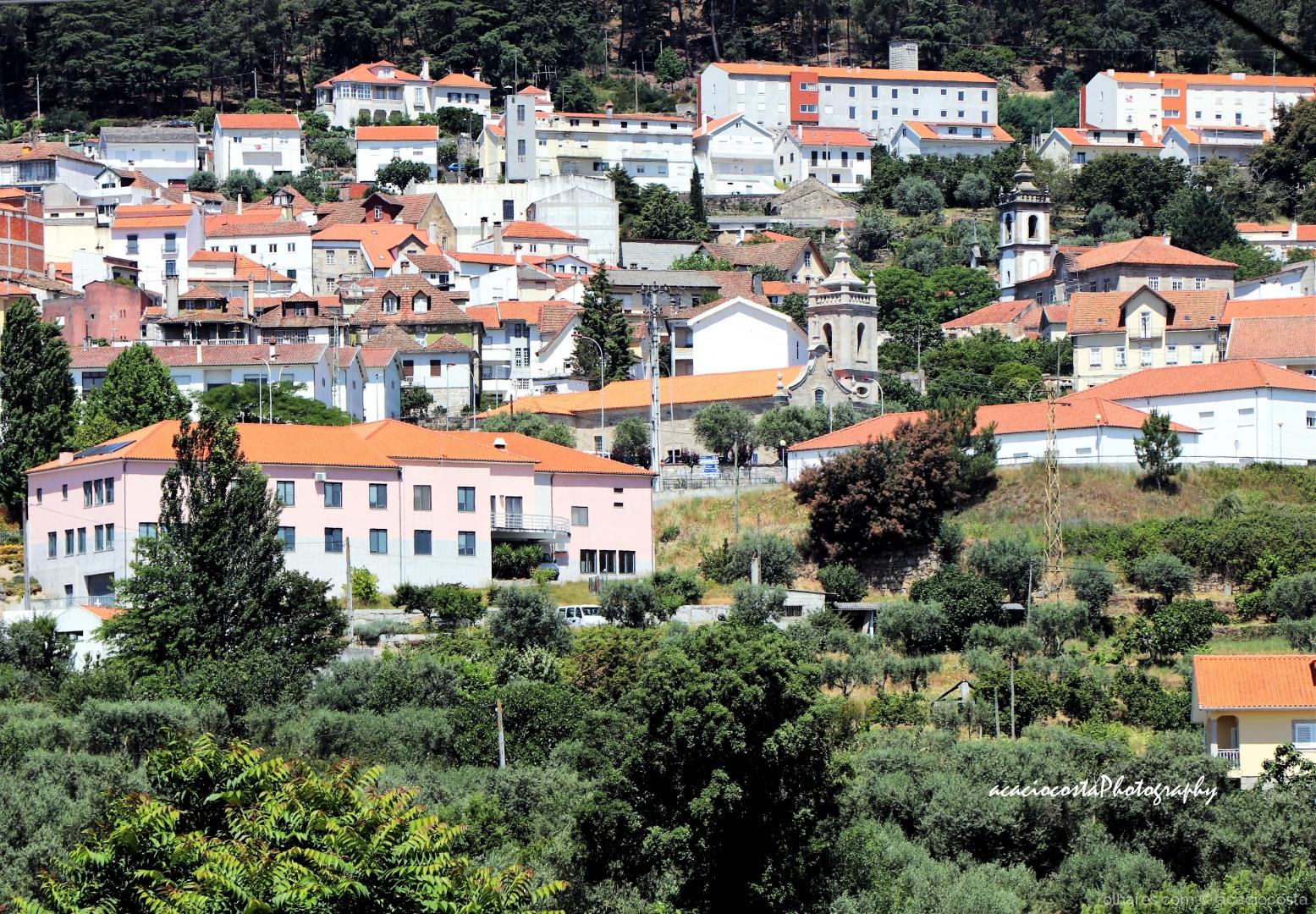 Paisagem Urbana/Vila de Fornos de Algodres