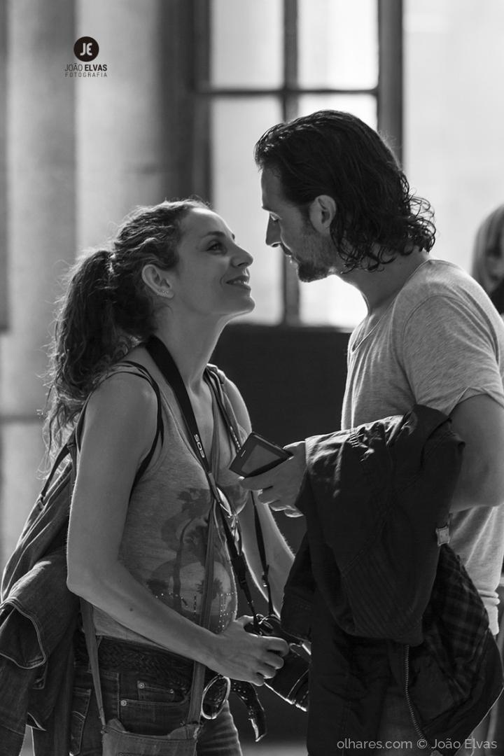Fotografia de Rua/Quando o amor acontece!