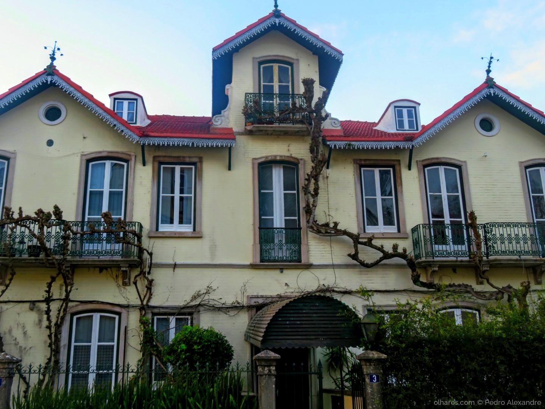 Fotografia de Rua/Uma casa em Sintra