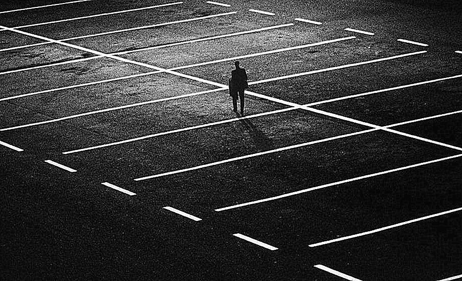 Paisagem Urbana/Noite Vazia
