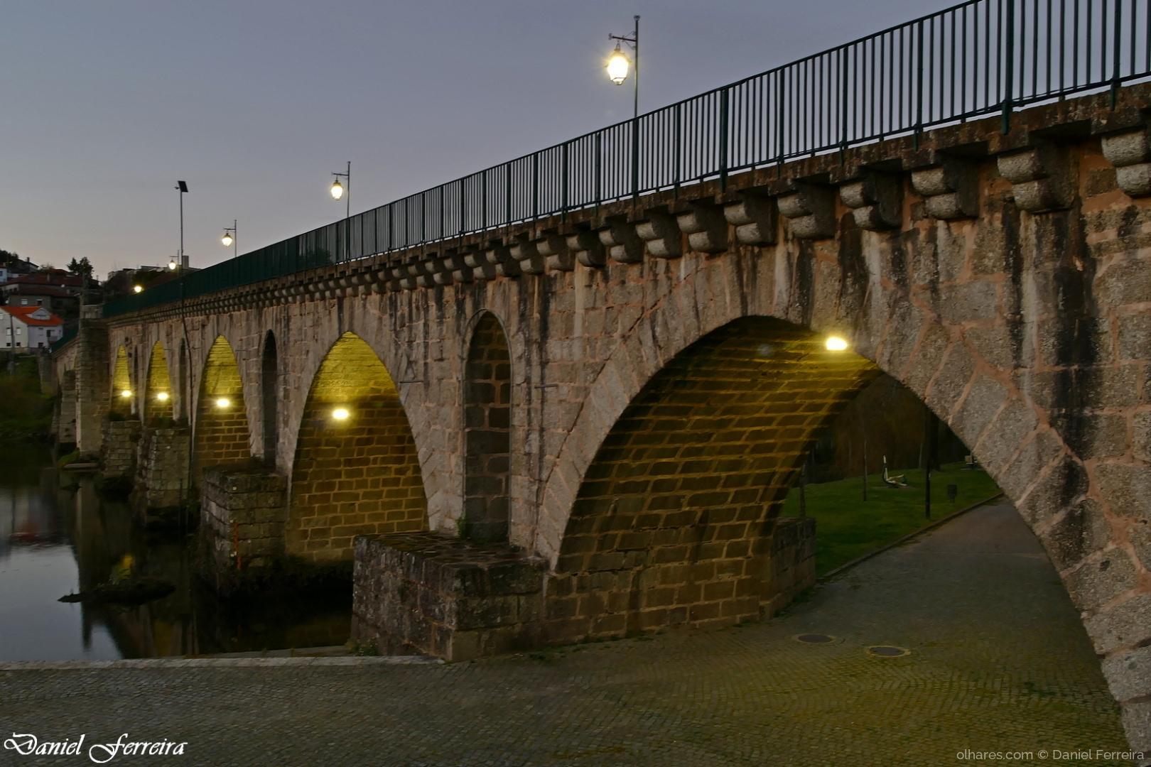 Arquitetura/Ponte da Barca