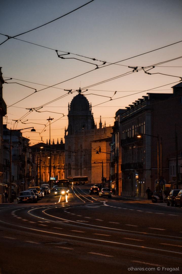 Paisagem Urbana/Lisboa Cidade Elétrica
