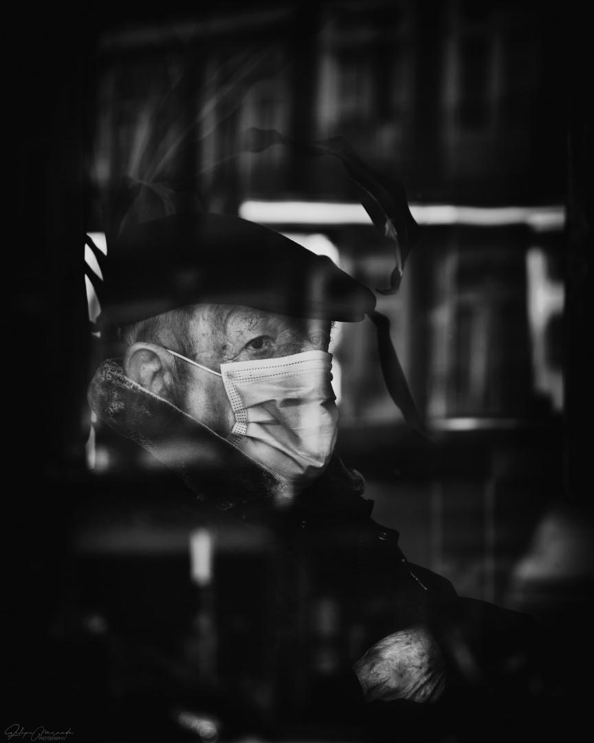 Fotografia de Rua/There's Waiting