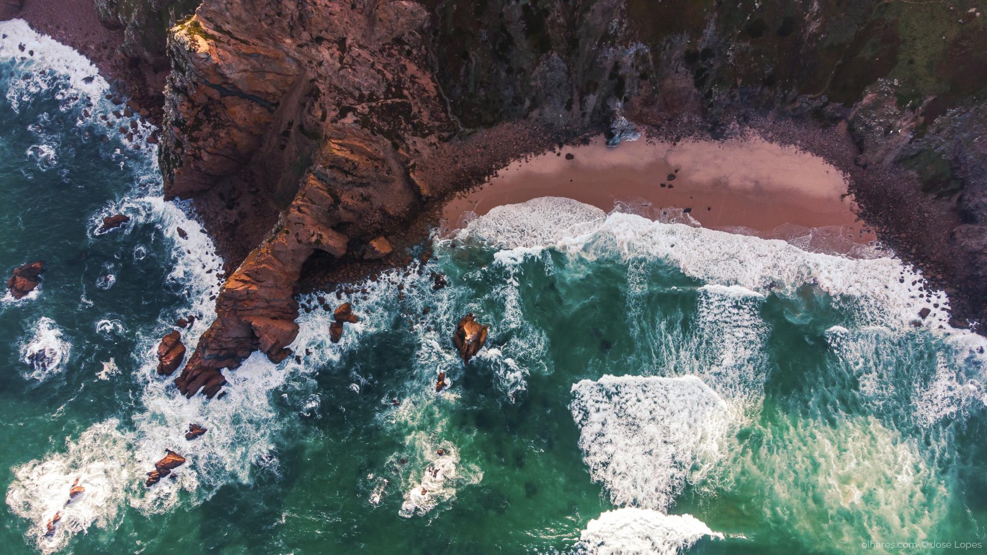 Paisagem Natural/Praia Sintra