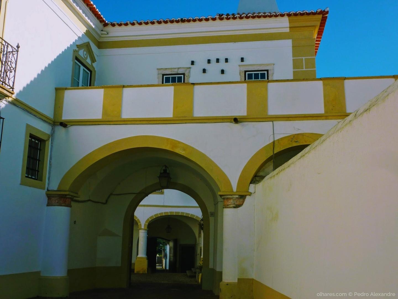 Arquitetura/Arquitetura de casa em Alcáçovas