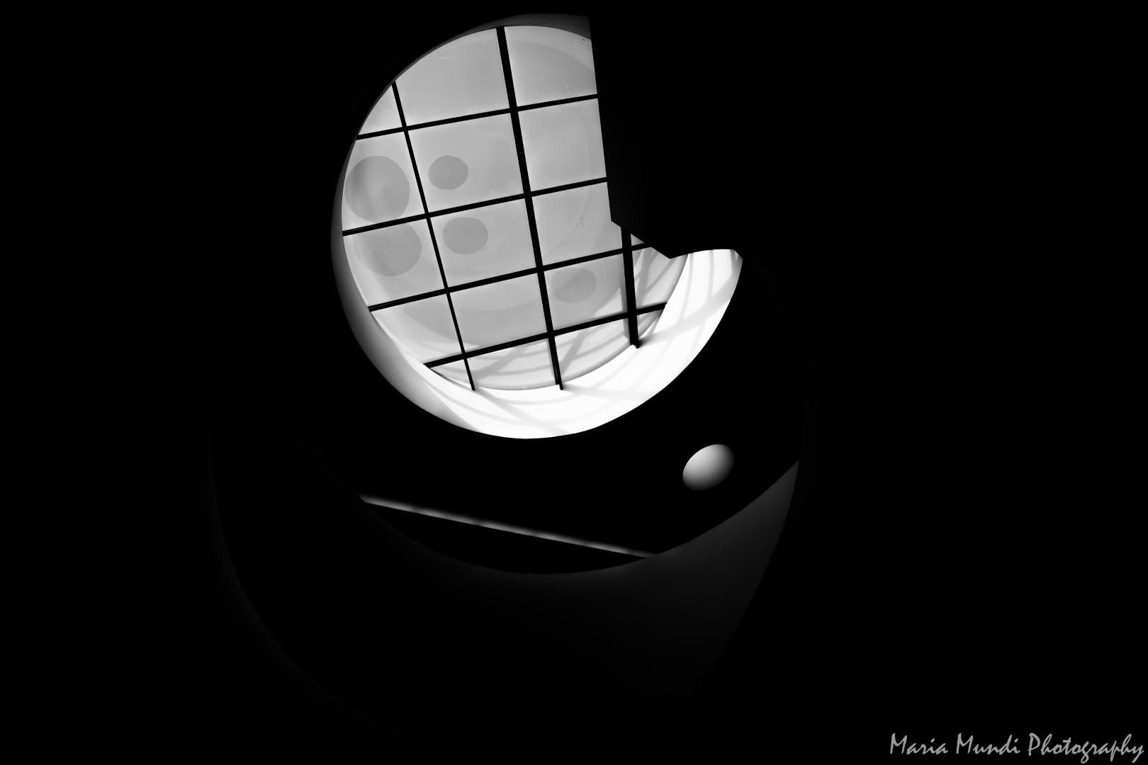Arquitetura/o Yin  e o Yang da Escadaria