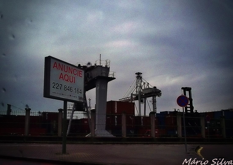 Gentes e Locais/porto de Leixões