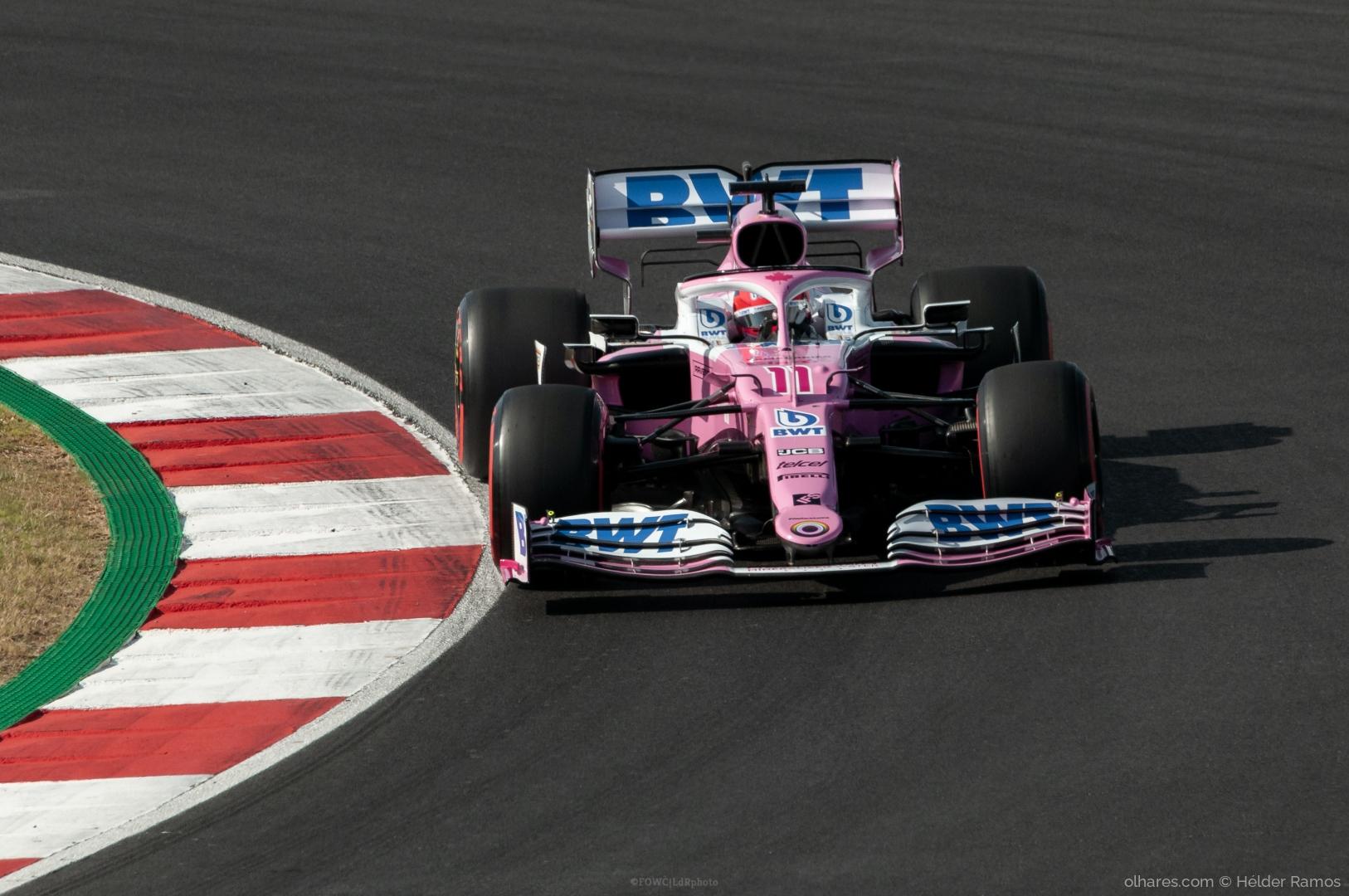 Desporto e Ação/Racing Point RP20 BWT Mercedes