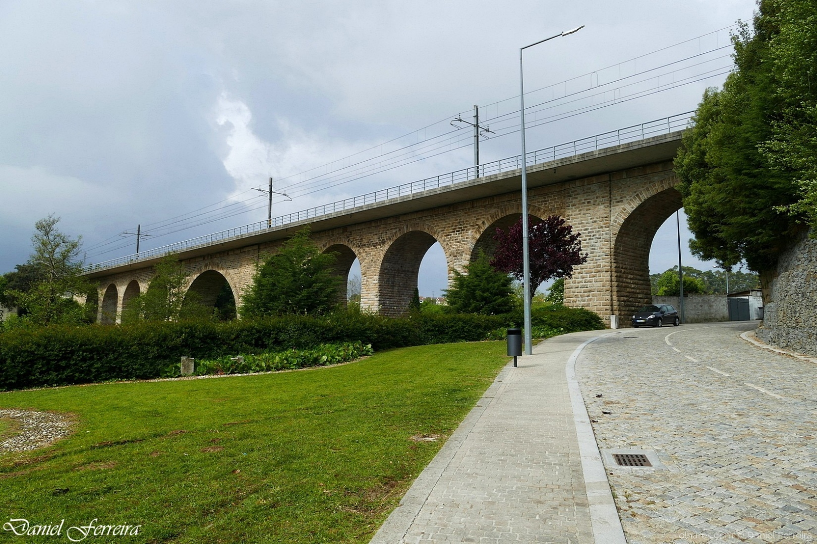 Arquitetura/Ponte Ferroviária da EN13
