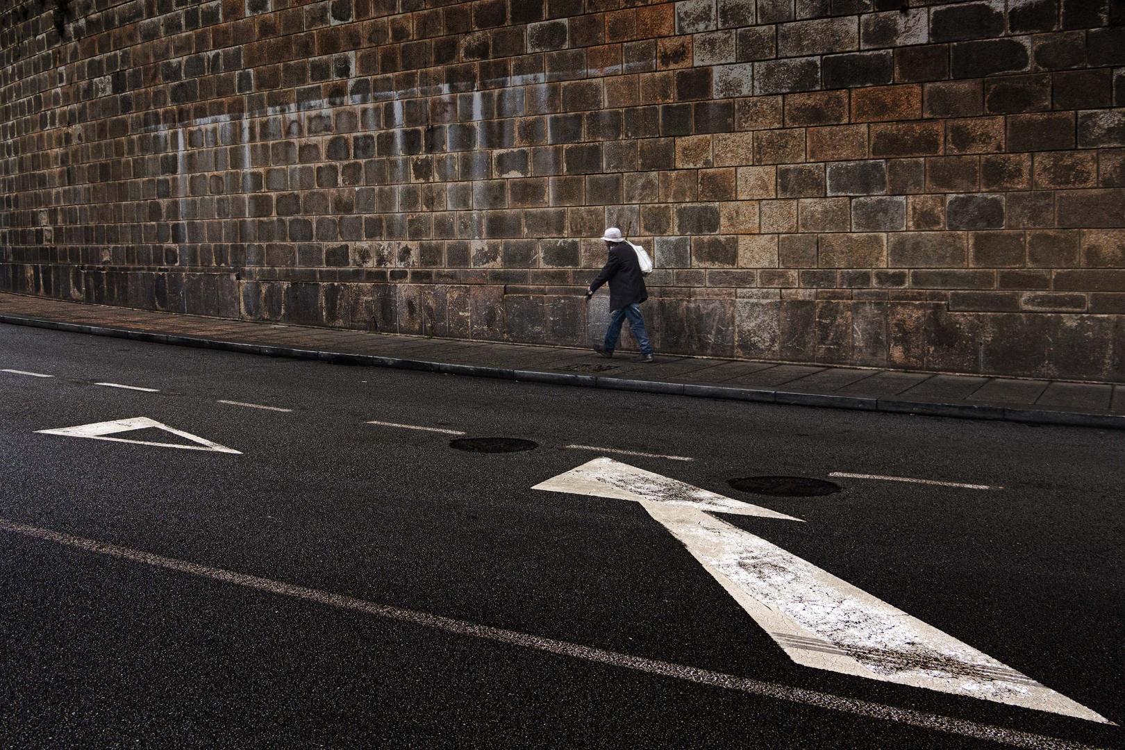 Fotografia de Rua/P´la cidade