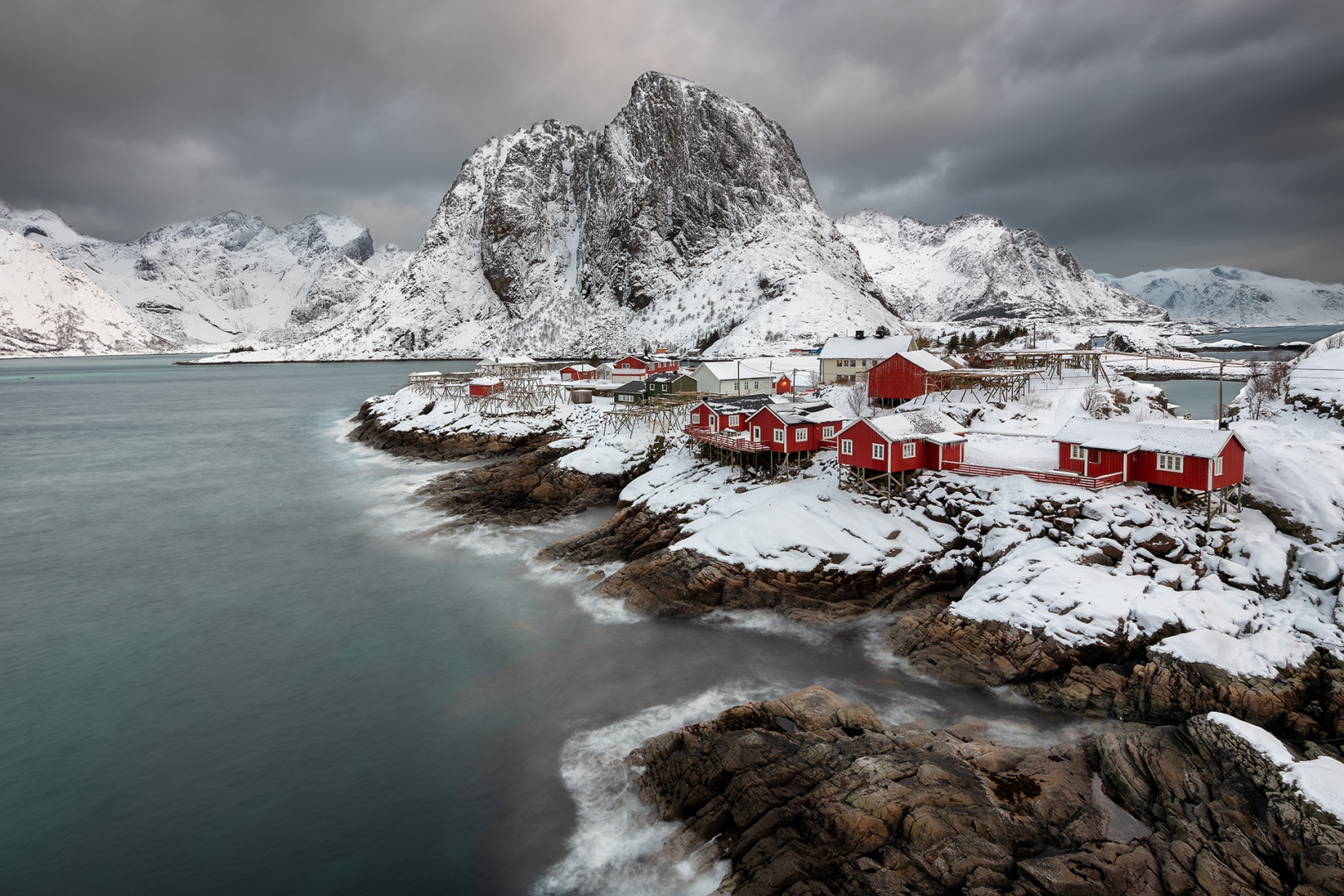 Paisagem Natural/Hamnøy