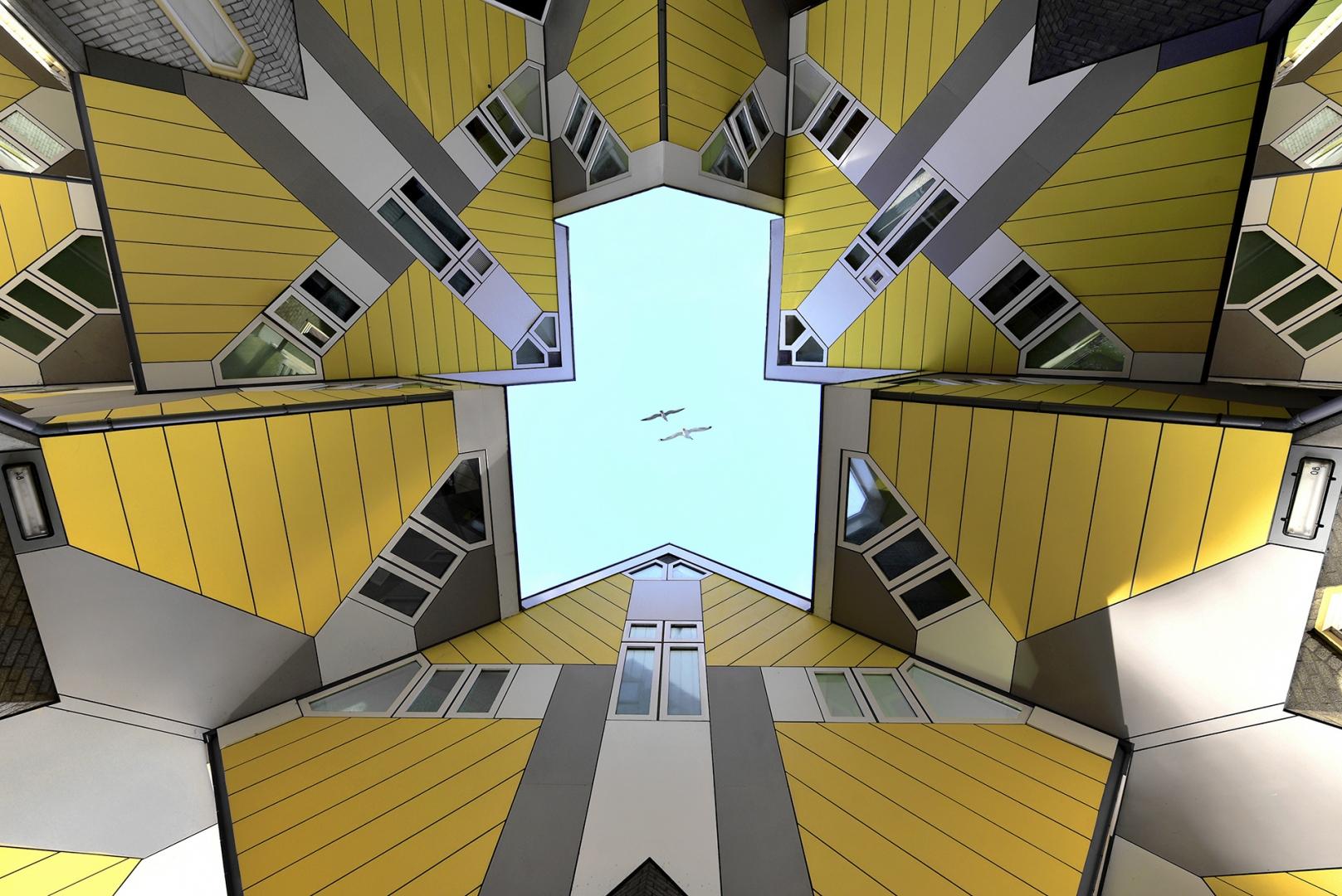 Arquitetura/Dos mundos de além-corpo