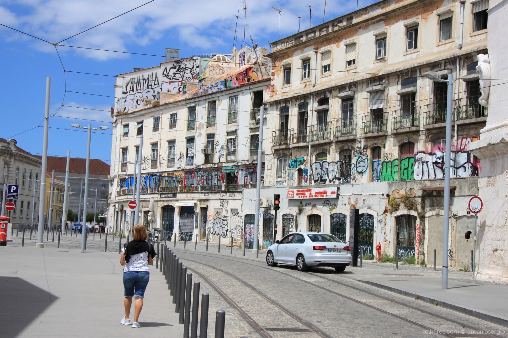 Paisagem Urbana/Degradação urbana
