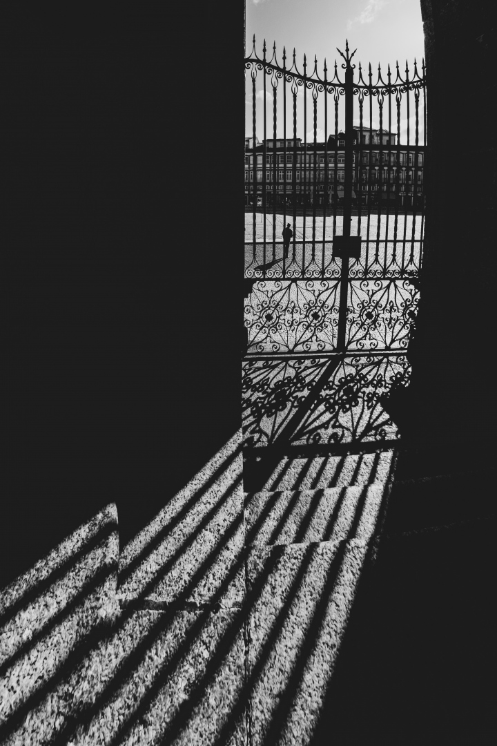 Fotografia de Rua/Luz
