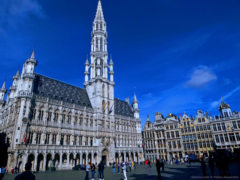 Paisagem Urbana/Grand-Place de Bruxelas