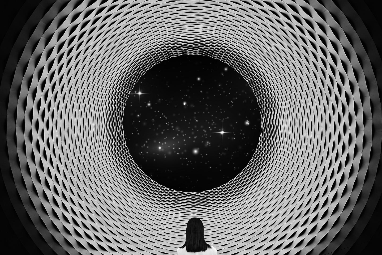 Arte Digital/Trilho de estrelas