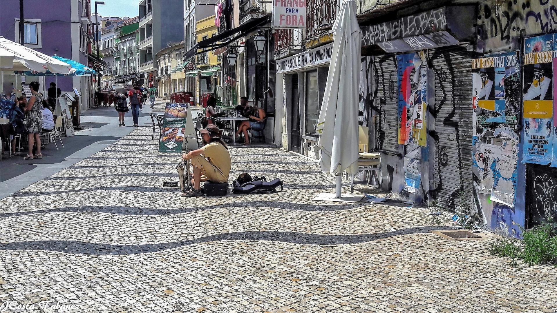 Fotografia de Rua/O músico