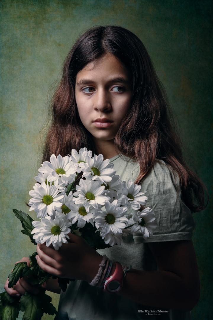 Retratos/Margaridas