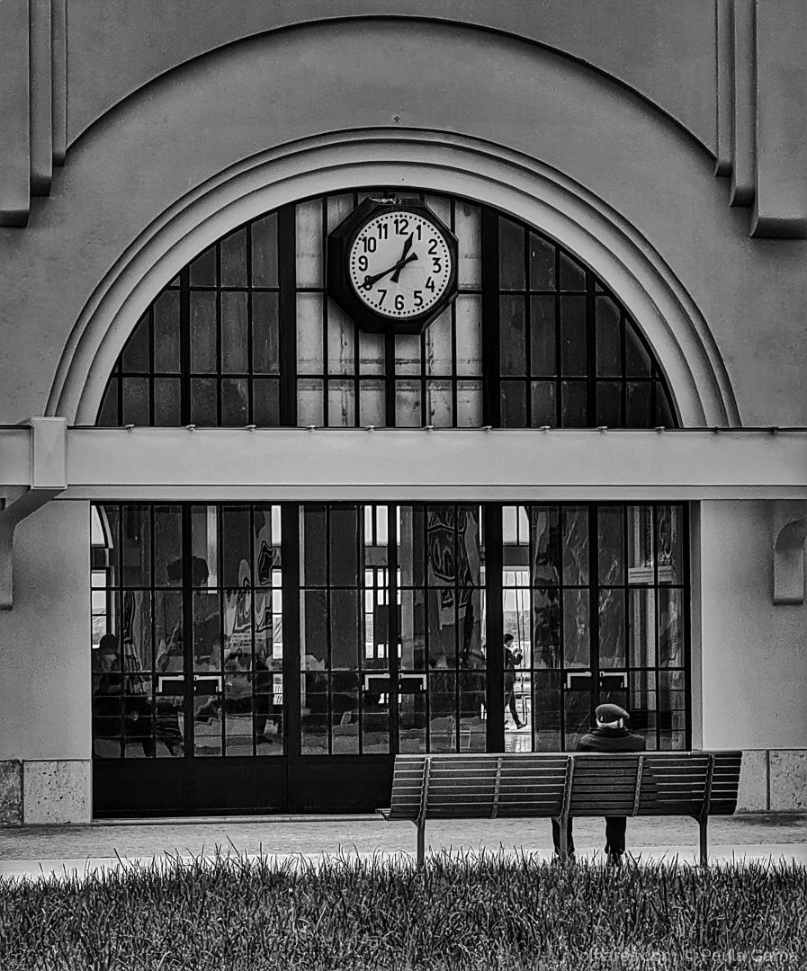 Fotografia de Rua/O tempo do Homem...